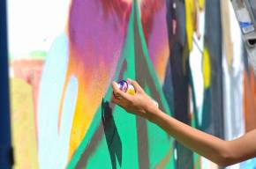 Kulay Cavite 2017 Mural Festival artists paint Cavite's identities in publicwalls